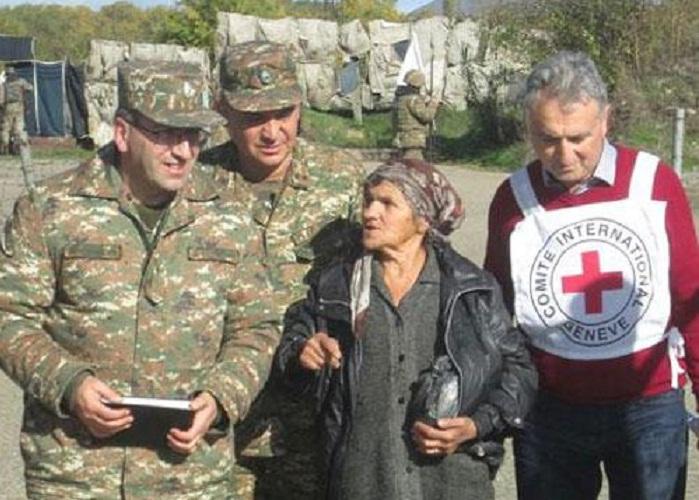Ermənistana keçən azərbaycanlı qadının kimliyi bilindi