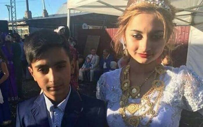 Yevlaxda 13 yaşlı oğlanın evlənməsi ilə bağlı araşdırma aparılır