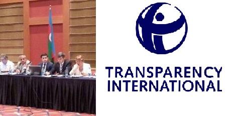 `Transparency İnternational` korrupsiya ilə mübarizəyə müsbət qiymət verdi