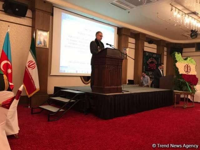 Iran never supported war with any country: military attaché