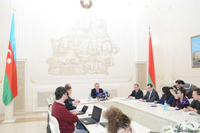 Belarus interested in using BTK railway - envoy