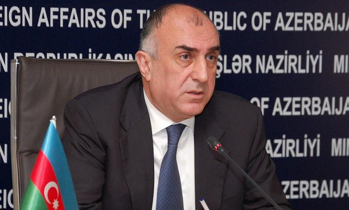 Aserbaidschanischer Außenminister besucht GUAM-Japan Ministertreffen