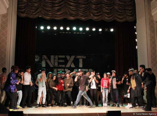Hip-hop as a way of life: Next Level concert in Baku