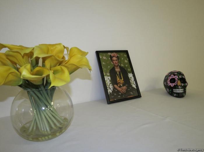 Baku hosts exhibition dedicated to Diego Rivera and Frida Kahlo