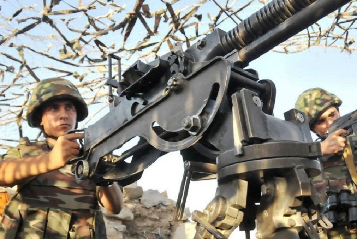 Waffenstillstand 126- Mal verletzt