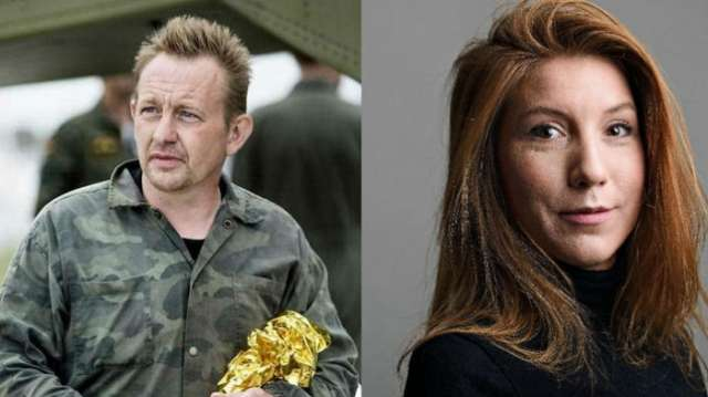 Submarine inventor dumped Swedish journalist Kim Wall's body in sea: police