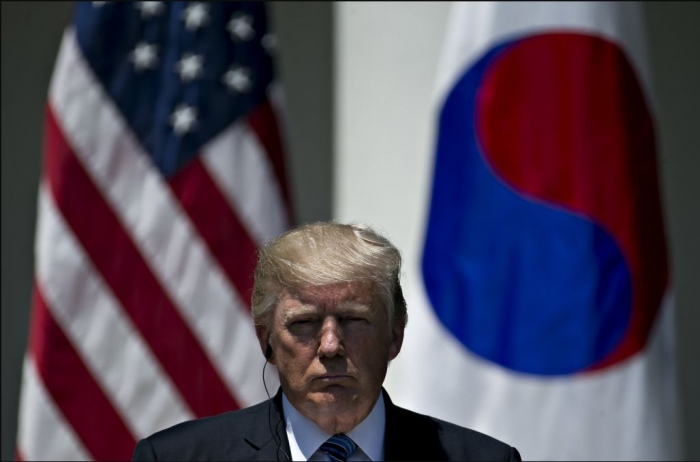Trump declares North Korea state sponsor of terror