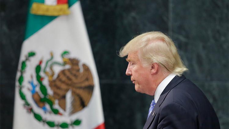 México: Un proyecto de ley propone revisar los 75 tratados con EE.UU. si Trump gana las elecciones
