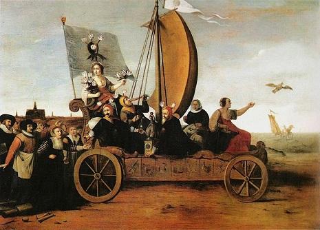 Qara zanbaq. Dünyada ilk iqtisadi böhranının tarixçəsi