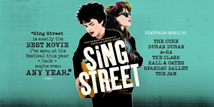 `Sing Street` sabahdan Park Cinema-da - Video