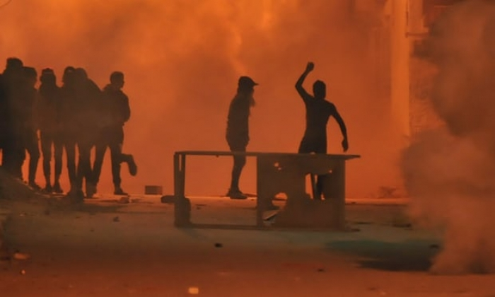 Tunisia rocked by protests over price rises
