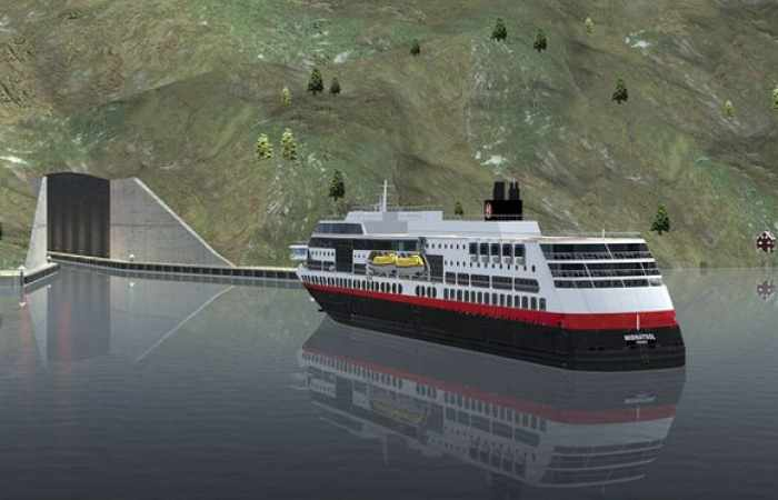 Move over Suez, hello Stad – Norway to build world's first tunnel for ships