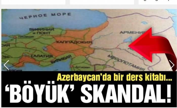 """Dərslik qalmaqalı Türkiyədə rezonans doğurdu - """"Kitabı ruslar hazırlayıb"""""""