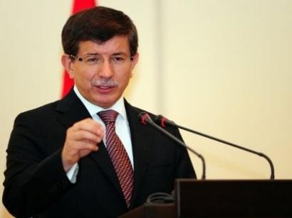 Türkiyə kürdləri qoruyacaq - Davudoğlu söz verdi