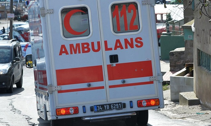 5 soldiers wounded in training accident in Turkey's capital Ankara