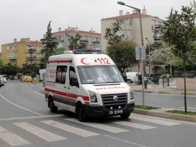 At least 56 people hospitalized over suspected food poisoning in Eastern Turkey -