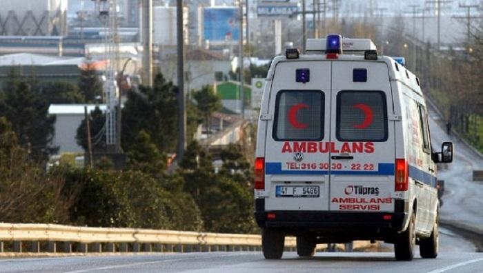 Explosion in diesel tanker in Istanbul