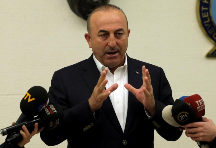 Turkish minister lands in Qatar aiming to help ease Gulf rift