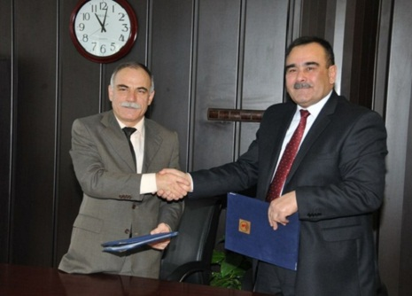 Turkiyə Azərbaycan universitetləri protokol imzaladı