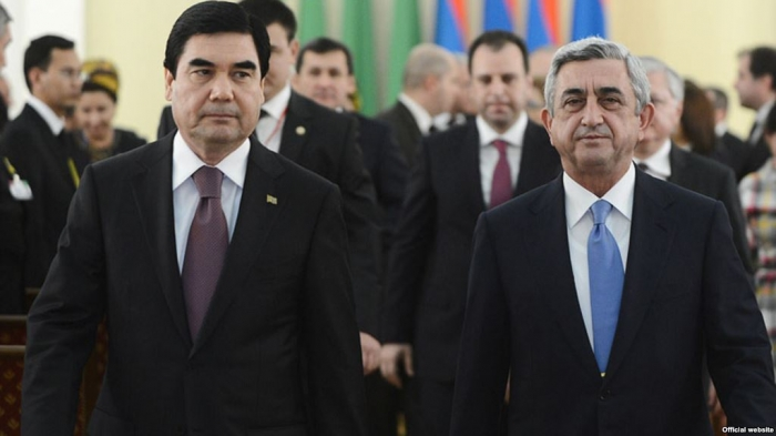 It is impossible for Armenia to get Turkmen gas without Azerbaijan's permission