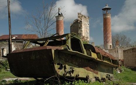 Cultural Destruction in Western Azerbaijan and Nagorno Karabakh - VIDEO Facts