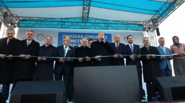Istanbul: Erdogan weiht erste fahrerlose U-Bahn ein