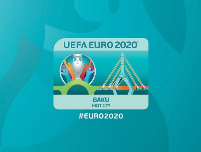 Baku to host Group A matches of UEFA EURO 2020