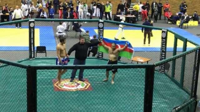 Azerbaijani fighters win 13 world medals in Ukraine