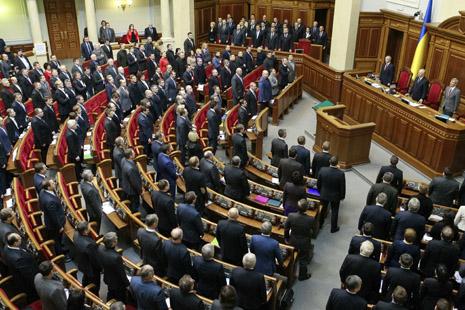 Der Spiegel: seats in the Ukraine Parliament sold for millions of dollars
