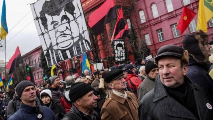 Ukraine: mobilisation en demi-teinte des sympathisants de Saakachvili à Kiev