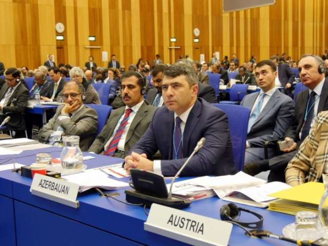 Azerbaijani delegation attends 7th conference of States Parties to UN Convention against Corruption