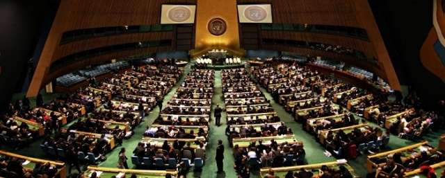 UN General Assembly adopts resolution against glorification of Nazism