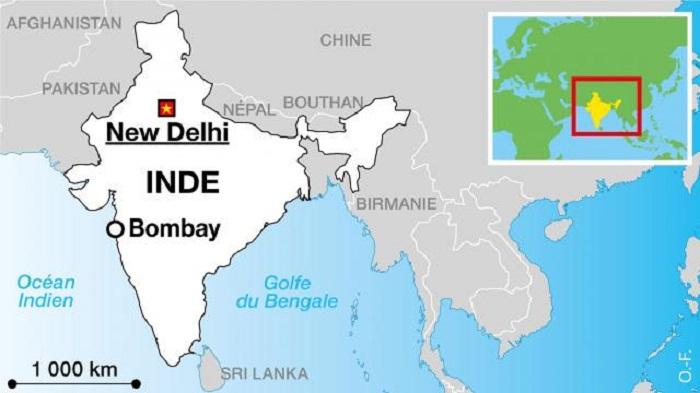 Un important séisme frappe le nord de l`Inde