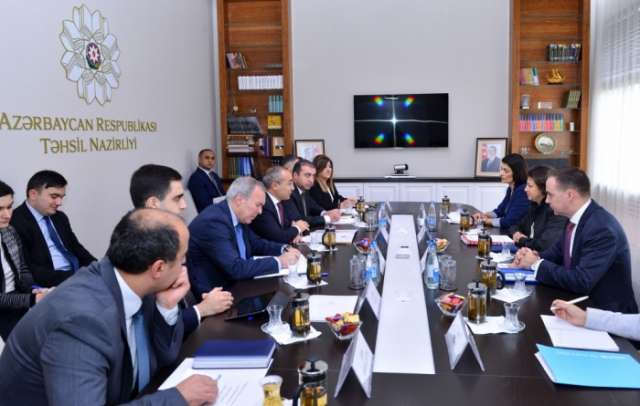 Azerbaijan, UNICEF discuss prospects for developing ties in the field of education