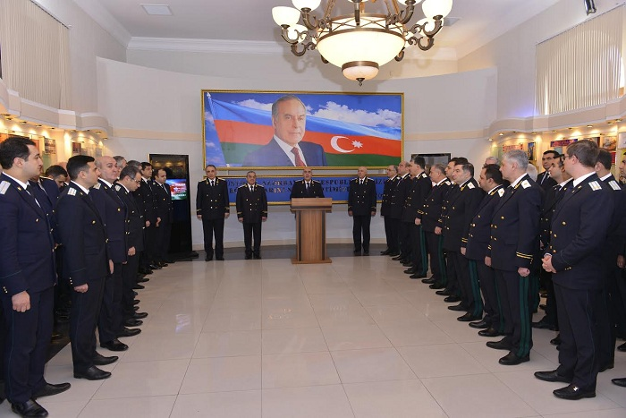 Baş Prokurorluqda Ümummilli Lider Heydər Əliyev anılıb