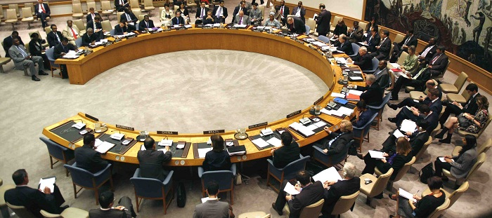 UN Security Council condemns in