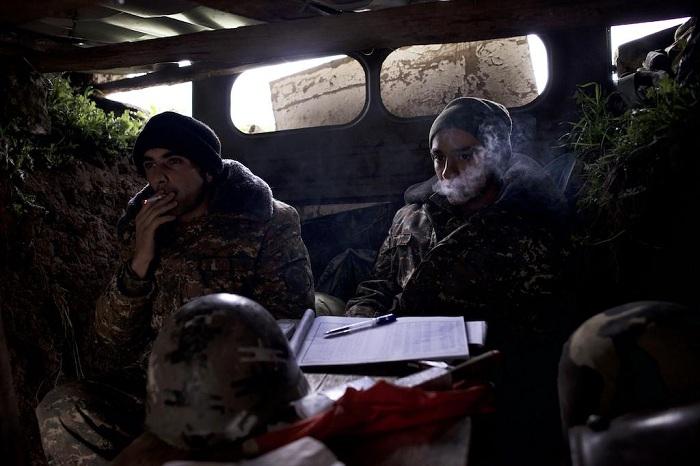 Casualties of Armenian Army - Absentee figures