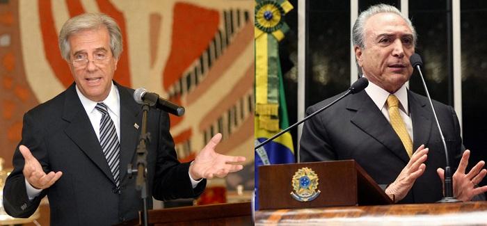 Presidentes de Uruguay y Brasil se reunirán en la ONU para hablar del Mercosur