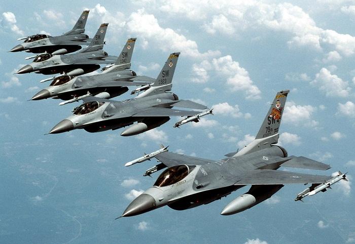 Taiwan says U.S. Air Force flew bombers near island