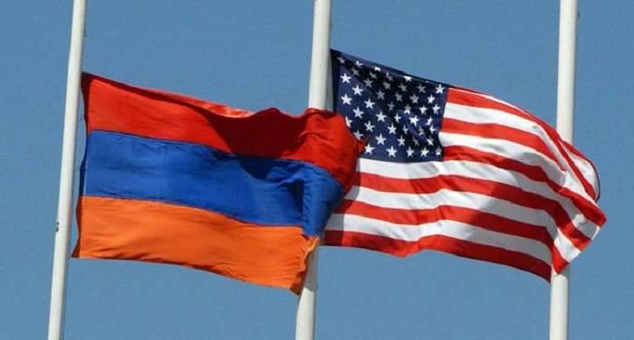ABŞ Ermənistana 51,2 milyon dollarlıq hərbi yardım edib -