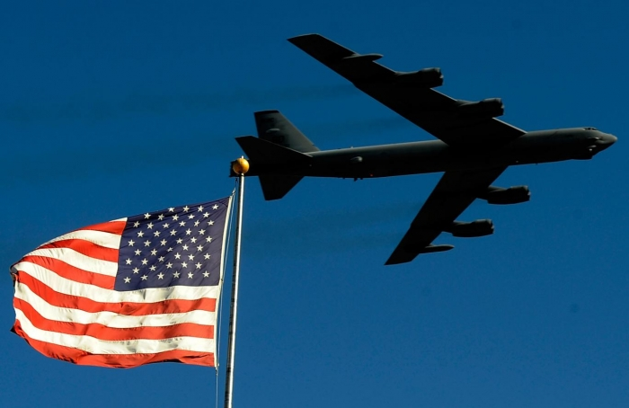 US 'to put nuclear bombers on alert' for first time since Cold War