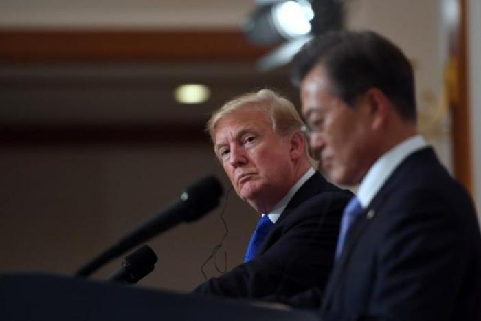 U.S.-Korea trade talks pit pickup trucks against nuclear threat