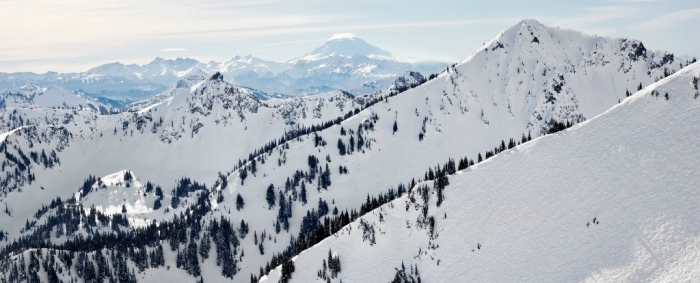 US Mountain Was The Second-Coldest Place on Earth on Saturday