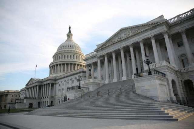 Senate passes budget blueprint key to Trump tax effort