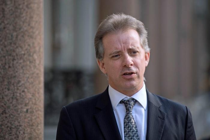 GOP senators send criminal referral to Justice Department for dossier author