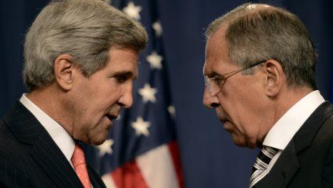 Lavrov və Kerri İŞİD-dan danışdı