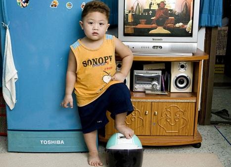 Dünya uşaqlarının oyuncaqları!- FOTOLAR