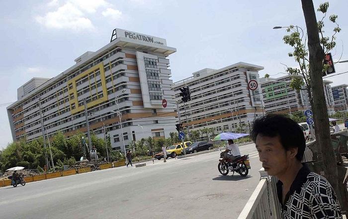 """Usine Apple en Chine: les salariés travaillent dans des conditions """"misérables"""""""