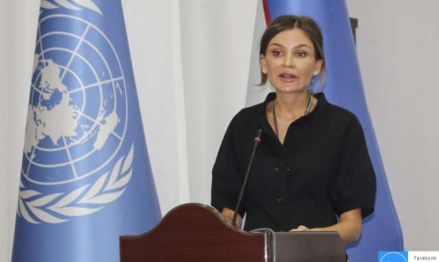 Former Uzbek leader's daughter to resign as ambassador