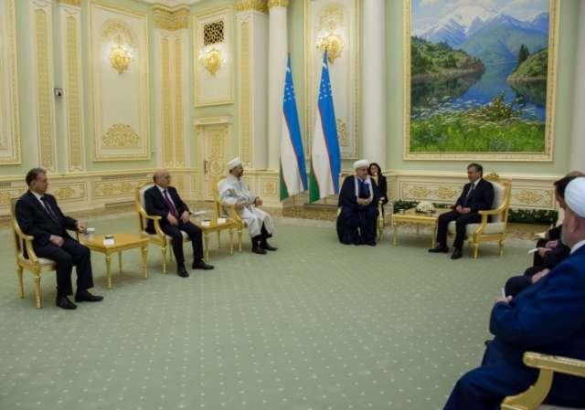 """Uzbekistan supports Azerbaijan`s just position in Nagorno-Karabakh conflict"""
